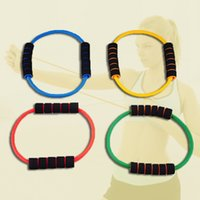 Wholesale Popular Fitness Resistance Bands Yoga Pilates Pull Rope Muscle Chest Expander Tools Workout Exercise Body Building Rope MD0037 kevinstyle