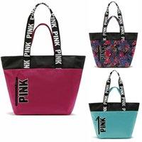 american fashion shop - LOVE PINK Bag Women Bag Fashion Brand Vs Nylon Handbag Casual Shopping Bags Messenger Bags Girl s Shoulder Bag