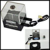 Wholesale by DHL or EMS Pump Tank for PC CPU Liquid Cooling System and SC T V DC Ultra quiet Water Pump