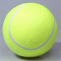 Wholesale 50pcs Giant Tennis Ball quot Tennis Ball Pet Tennis Ball Super Big Tennis Ball Signature Tennis Ball Jumbo Tennis Ball jy419