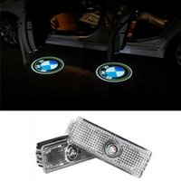 Wholesale Car LED Courtesy Door Logo Projector Light Ghost Shadow Light FOR BMW E60 E63 E90 E92 E93 X1 X3 X5 X6 M3 M5