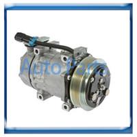 Wholesale Sanden H15 ac compressor for Kenworth Truck F696001121 SAN