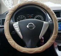 beijing map - Beijing modern Tucson ix25 new steering wheel cover leather Rena ix35 Sonata eight Lang name map set