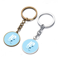 argentina gifts - Key Rings The Argentina times star Diego Maradona gem key buckle European Cup promotional gifts