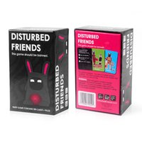 best disturbed - Disturbed Friends This game should be banned Hot Popular Card Games Best Gift For Christmas