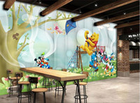 animal kingdom rooms - 3d wallpaper custom photo non woven mural Children room of the animal kingdom room decoration painting d wall murals wallpaper for walls d