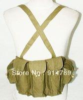 ammo types - ORIGINAL VIETNAM WAR CHINESE TYPE AK CHEST RIG AMMO POUCH