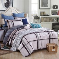 Wholesale Home Textiles Bedding Sets Include Duvet Cover Bed Sheet Pillowcase Full Super King Queen King Twin Size Comforter Set