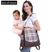 Wholesale Multifunctional Mom Bag Diaper Maternity For Mom Mother Changing Nappy And Mummy Fashion Brand Designer To Mom Stuff