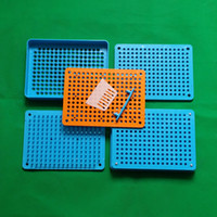Wholesale DHL Fedex Encapsulator ABS Manual Capsule filler manual encapsulator Capsule maker