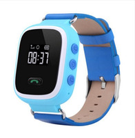 baby safe cameras - Kid Smart Watch Wristwatch SOS Call GPS Location Q60 smartwatchs Device Tracker for Kid Safe Anti Lost Monitor Baby Gift