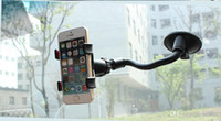 Wholesale Long Neck Car Universal Mount car phone holder a bag