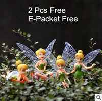 Wholesale Decorations for garden garden decorations Fairy Genius Elf Mini Figure Character mm Hot Sale