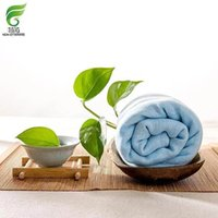 Wholesale Fei ran wood fiber gauze towel soft absorbent slobber for babies ventilate and humidity Anti bacterial free post