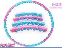 Wholesale New Detachable Hula Hoops Magnetic Massage Waist Shaping Fitness Tool Lose Weight