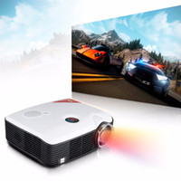 Wholesale 2016 new PH5 projector full HD multimedia home theater proyector supports AV TV VGA HDMI P video projector