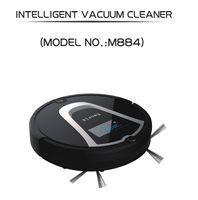 air bag sensor - Eworld M884 Mop Robot Vacuum Cleaner for Home HEPA Filter Sensor Remote Control Self Charge ROBOT Electric Sweeper