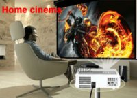 Wholesale High Definition Android Smart Wireless Wifi RJ45 Home Theater Digital fuLl HD LED Video P Projector Beamer