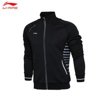 Wholesale CHINA Team Men Badminton Jacket Lining Solid Color Design quot CHINA quot Print on Back Sport Jacket Male AWDL175