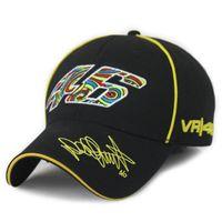 racing sports caps - Free Shiping Rossi Embroidery Fashion Men Women Snapback Caps Hat Motorcycle Racing Cap VR46 Sport Baseball Cap
