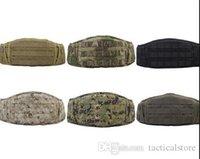 bdu belts - Tactical cummerbund molle suspender BDU accessories Padded Molded Waist Battle Belt for Airsoft Painball Wargame