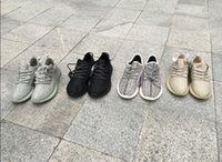 Wholesale 350 Boosts Kanye West US Available Pirate Black Sneaker Moonrock Boosts Oxford Tan Shoes Turtle Dove Boost