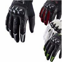 Wholesale Carbon bomber motocross racing gloves racing bike motorbike motocicleta bicicleta ciclismo de moto gloves