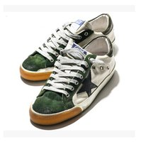 best italian shoes - 2016 Best Sellers Golden Goose Italian Luxury Brand Casual Flat Shoes Leather Breathable Ggdb Star Unisex Fitness Shoes