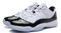 basketball brand names - Concord Retro Basketball Shoes Sneakers Brand Name Bred Citrus Georgetown Varsity Red XI Athletic Shoes Trainers For Men Real Fast Ship