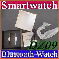 b healthy - 20 X Sports SmartWatch DZ09 GT08 U8 A1 Wrisbrand Android Phone Healthy Wristwatch With Camera MP quot Screen SMS GSM DHL Free B BS