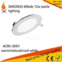 Cheap 960-1080lm 12w led panel light Best 120degree RoHS surface mounted light
