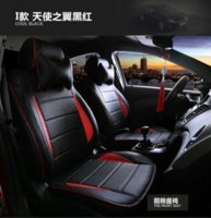Wholesale waterproof fiber leather car seat cushion cover coverage for bmw x1 x3 x5 series series gt series