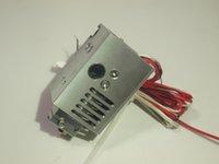 abs temp - DIY Ultimaker Extended Plus E3D V6 hotend UM2 Mount full kit aluminum alloy mount holder PT100B Temp sensor mm