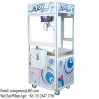 arcade crane games - 18pcs pack Coin Operated Arcade Games Toy Story Cranes Claw Machine For Sale