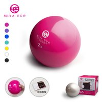 Wholesale Professional fitness arm dumbbell lb line soft exercise dumbbells household yoga ball