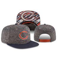 bear basketball - Chicago Snapback Hat Thousands Snap Back Hat for Men Summer Hot Bears Adults Basketball Caps Fashion Football Hat for Women A061