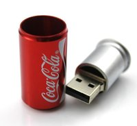 beverage usb flash drive - 8GB Beverage Can Co ca Co la Novelty Gift Memory Stick USB Flash Drive