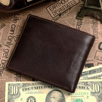 best passport holder - allets Holders Wallets Maxwell Hot Sale Promotion Best Quality Coffee Best Gift Brand Fashion Designer Men Genuine Leather Wallets MW J8