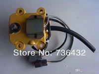 Wholesale Fast Apply to PC PC200 throttle motor Komatsu Excavator motor digging machine motor digging machine parts