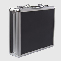 aluminum foam case - Brand new high quality Aluminum alloy Tactical Hard Pistol Case Gun Case Padded Foam Lining for hunting airsoft