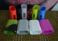 Wholesale Istick Pico Silicone Case Silicon Cases Colorful Rubber Sleeve Protective Cover Skin For iSmoka Eleaf Istick Pico skin