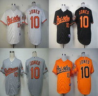 baltimore best - Cheap Men Adam Jones Jersey Embroidery Logos Baltimore Orioles Baseball Vintage Best Quality Authentic Aimee Smith Store