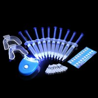 Cheap Dental Care Equipment Teeth Whitening Lamp 44% Peroxide Dental Bleaching Oral Hygiene Low Sensitivity Gel Kit Tooth Whitener y