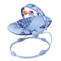 Wholesale 2016 Hot New Style Multifunction baby rocking chair recliner appease vibration cradle Rocking Chairs