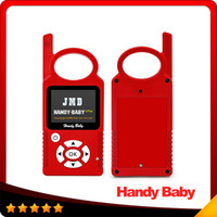 audi baby - 2016 New Arrival Handy Baby CBAY Hand held Car Key Copy Auto Key Programmer for D Chips CBAY Chip Programmer DHL FREE