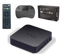 air loads - MXQ tv box amlgic s805 android quad core With XBMC KODI Fully Loaded MXQ TV Box RII I8 Mini Wireless Keyboard Fly Air Mouse White Black