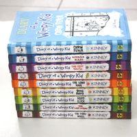 Wholesale used Diary wimpy Kids books books a set