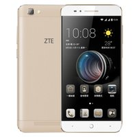 android zte battery - Gold color cell phone ZTE BA610T with Large mAh Battery inch Display RAM GB ROM GB MP MP Camera