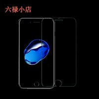 Wholesale Six eloth For Apple iphone toughened membrane For Apple mobile iphone protective film