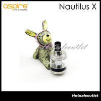 Cheap Aspire Nautilus X Cartomizer with 2ml Juice Capacity Aspire Nautilus X Tank with Leak-proof Design & U-Tech Coil System 100% Original